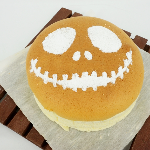 日式芝士蛋糕 +萬聖蜘'朱'曲奇