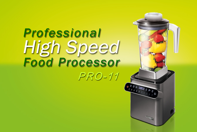 High Speed Food Processor Series
