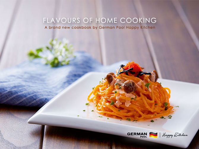 Flavours of Home Cooking Cookbook