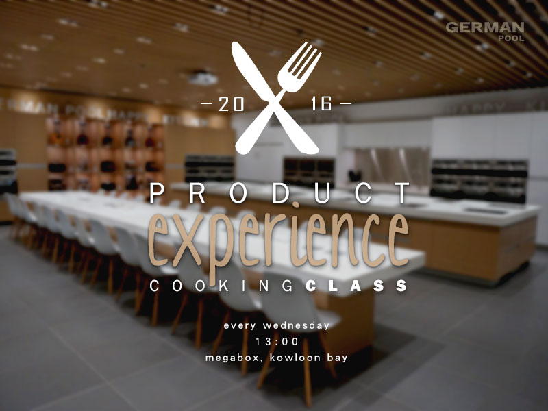 Product Experience Class @ Megabox Culinary Experience Centre