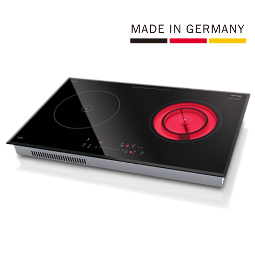 Induction Cooktop Made In Germany ~ German pool built in induction ceramic hybrid cooker